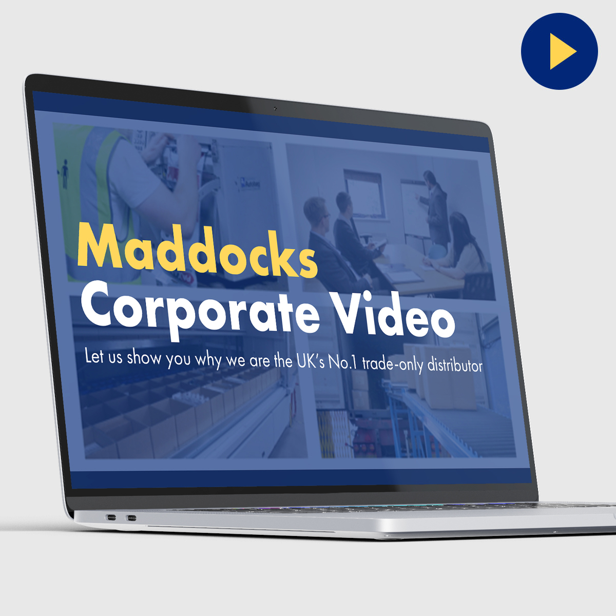 فيديو الشركة
